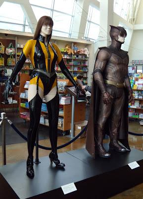 Authentic Watchmen film costumes