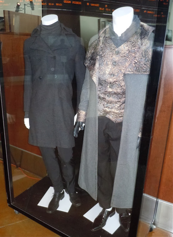 Alec and Demetri Twilight Eclipse Volturi costumes