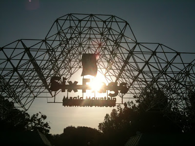 Magic Mountain Six Flags