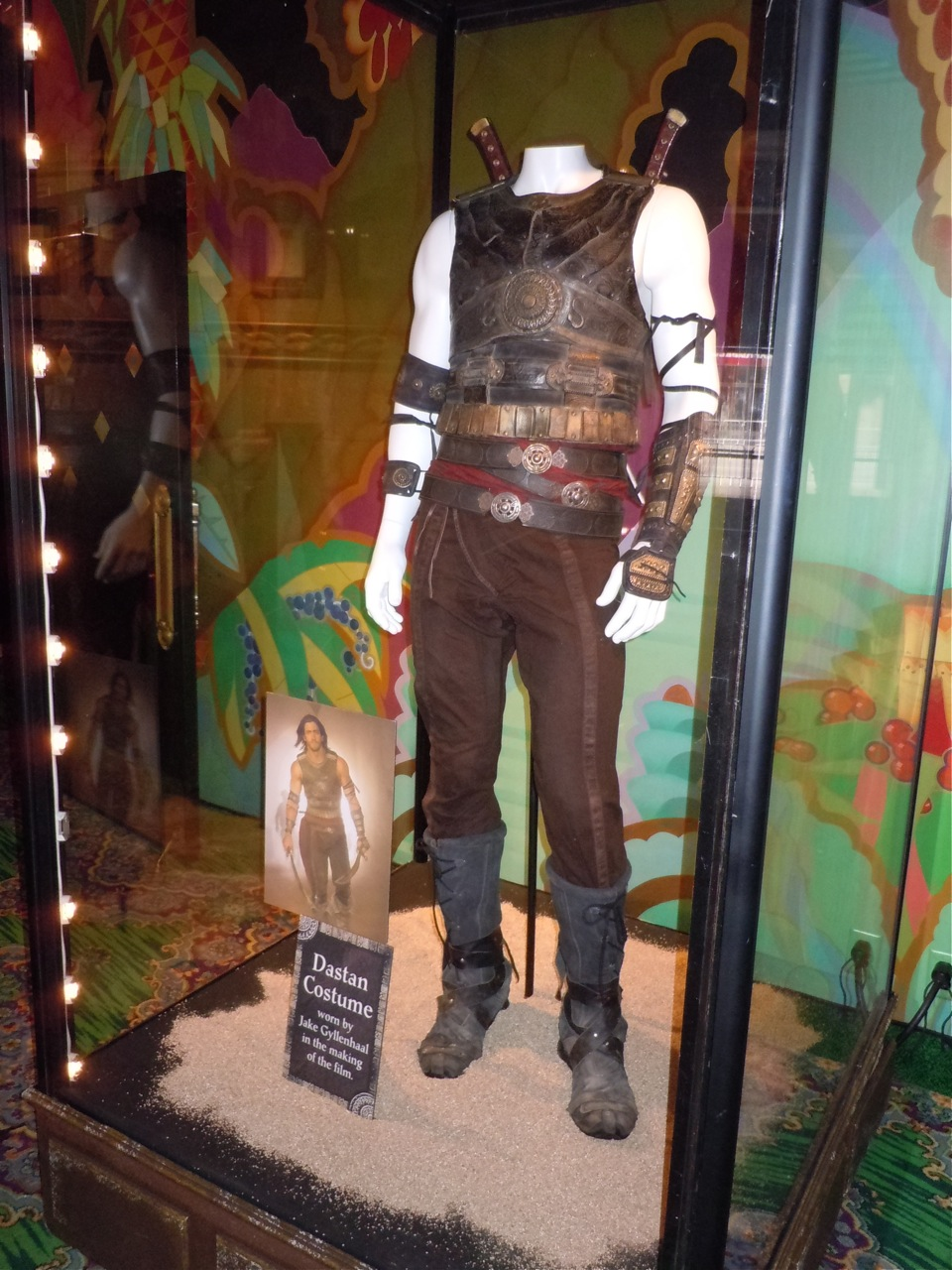 Actual Prince of Persia movie costume