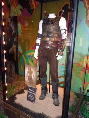 Actual Prince of Persia movie costume