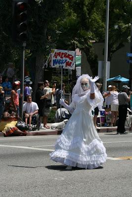 America Marry Me LA Pride 2010
