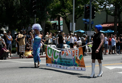 Drag Queens West Hollywood Pride 2010