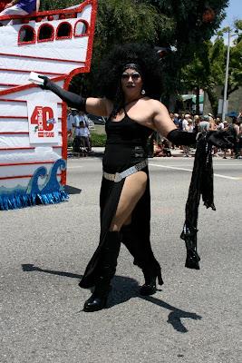 West Hollywood Gay Pride Drag 2010