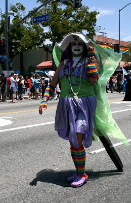 Sisters of Perpetual Indulgence LA Pride 2010