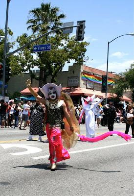 Sisters of Perpetual Indulgence WEHO Pride 2010