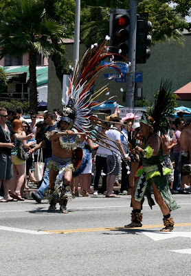 Tribal Dancers LA Pride 2010
