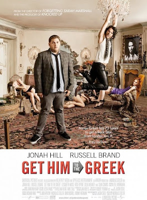 Get Him to the Greek film poster