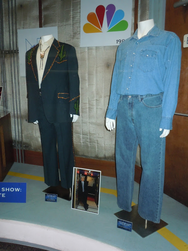 Jay Leno country and denim look oufits