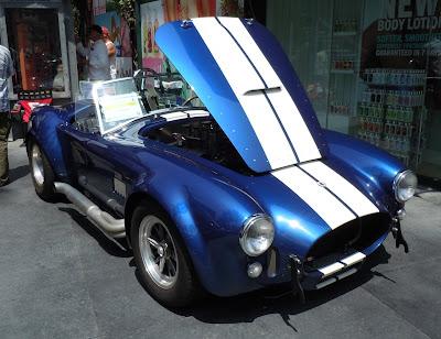 1963 Super performance Cobra