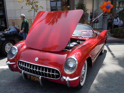 1954 Chevrolet Corevette