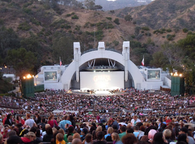 Grease Hollywood Bowl 2010