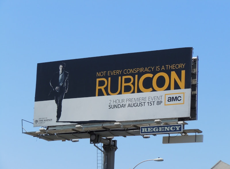 Rubicon TV billboard