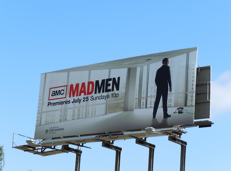 Mad Men season 4 billboard