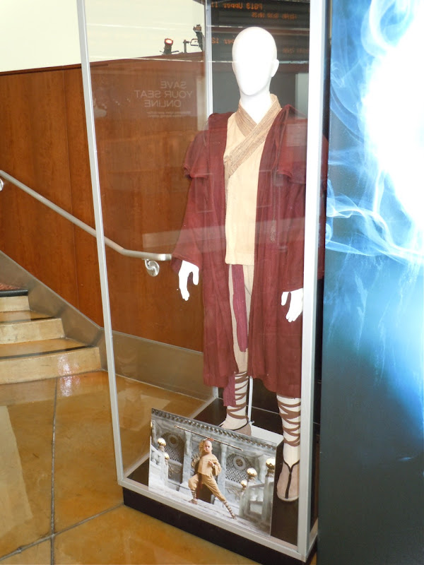 Actual Aang Last Airbender Aang costume
