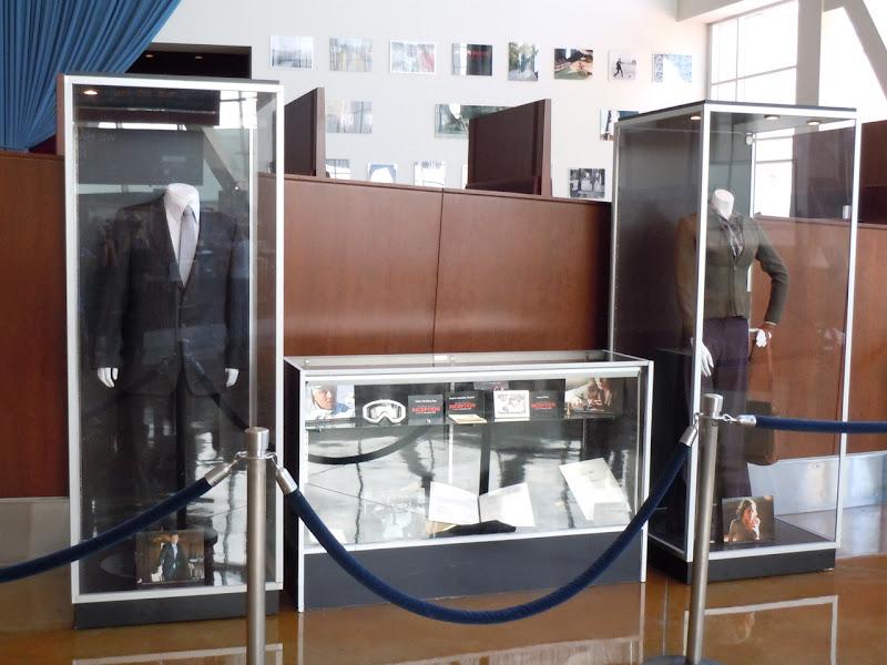 Inception movie prop display