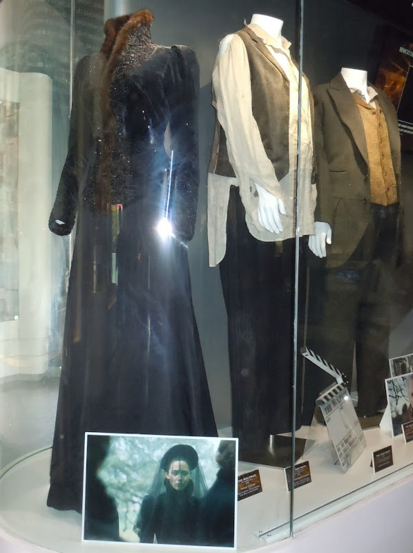 Original Wolfman movie costumes