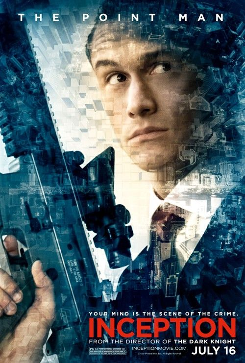 Inception Arthur poster