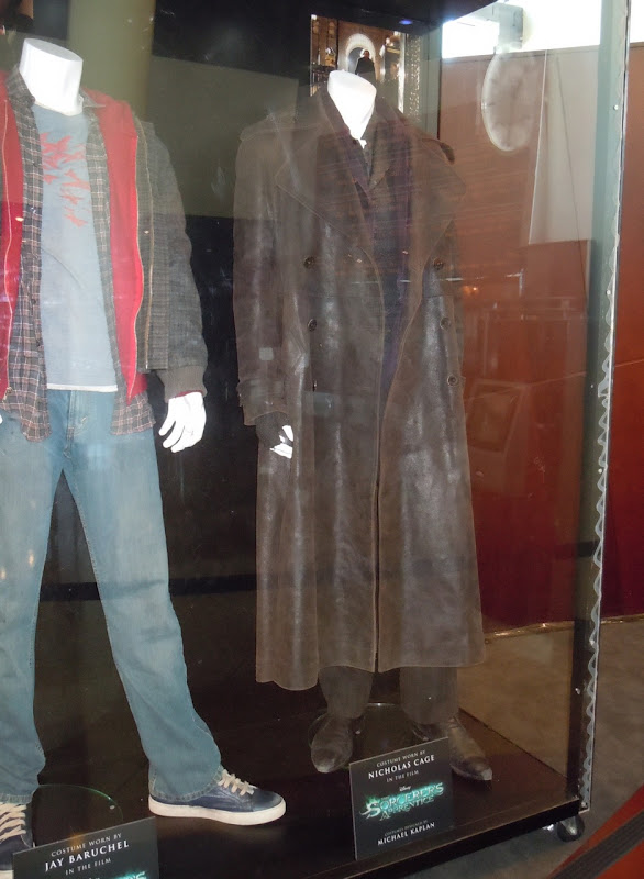Nicholas Cage Sorcerer's Apprentice Balthazar costume