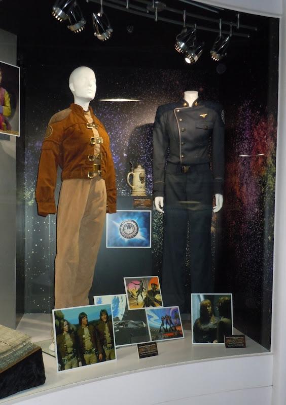 Actual Battlestar Galactica outfits