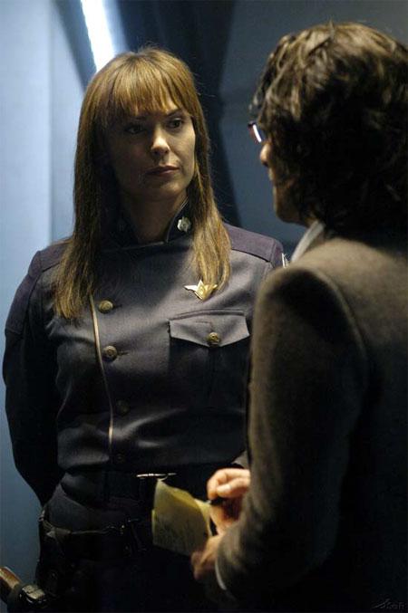 Michelle Forbes Battlestar Galactica