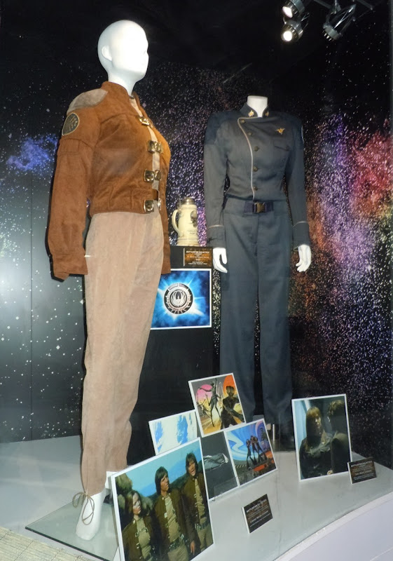 Authentic Battlestar Galactica costumes