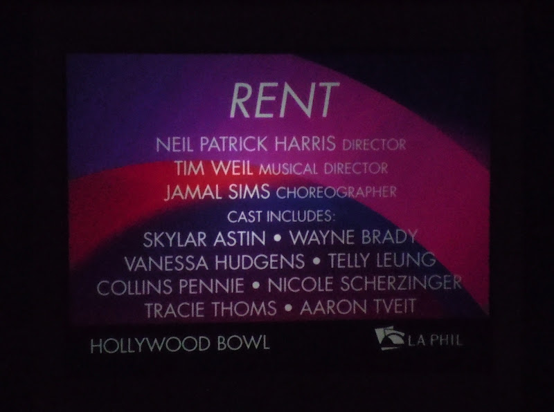Rent Hollywood Bowl cast