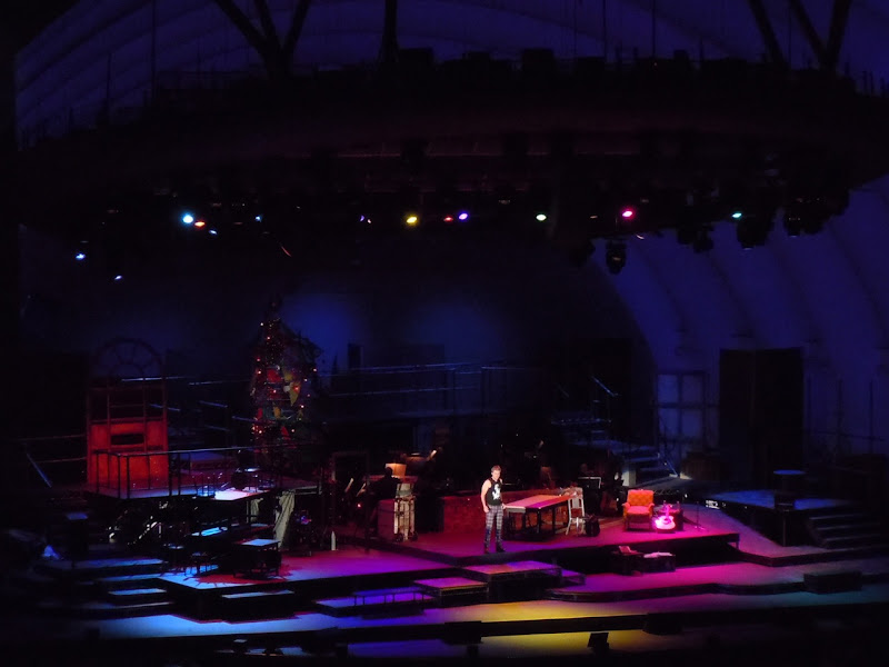 Roger in Rent Hollywood Bowl