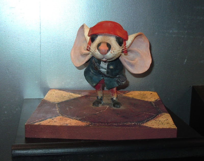 The Tale of Despereaux maquette