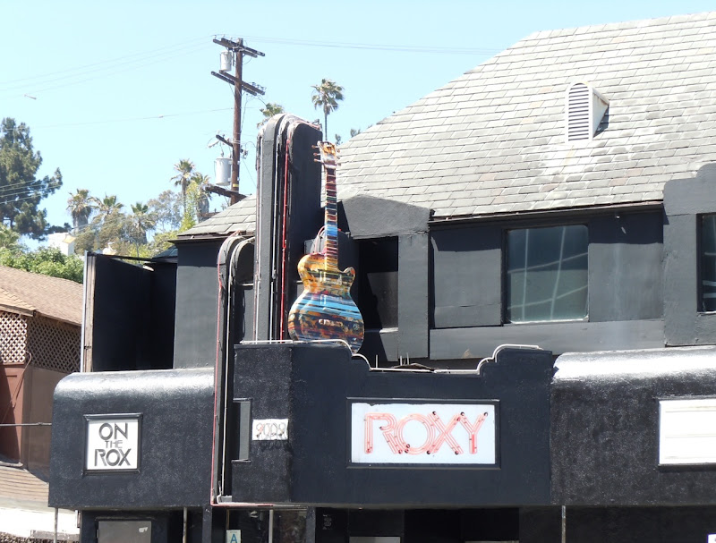 Sunset Strip Roxy guitar