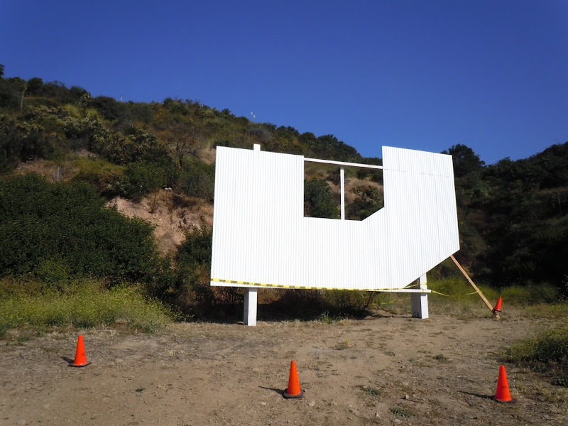 Hop film behind the scenes set build