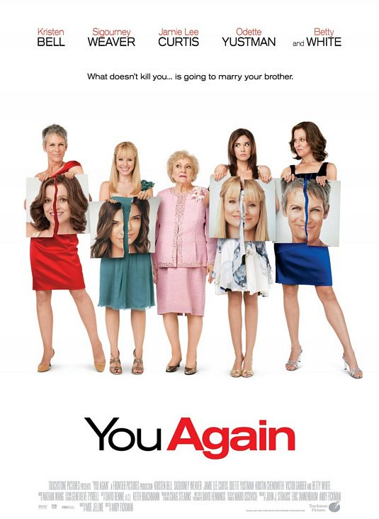You Again movie poster