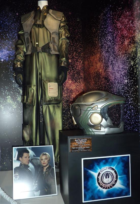 Starbuck's Battlestar Galactica flightsuit