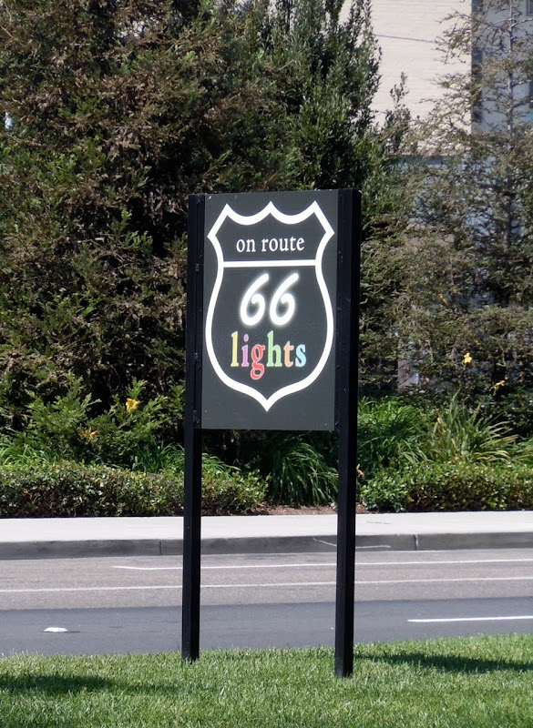 Route 66 Lights