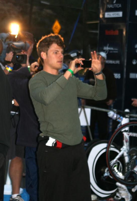 Travis Van Winkle Malibu Triathlon