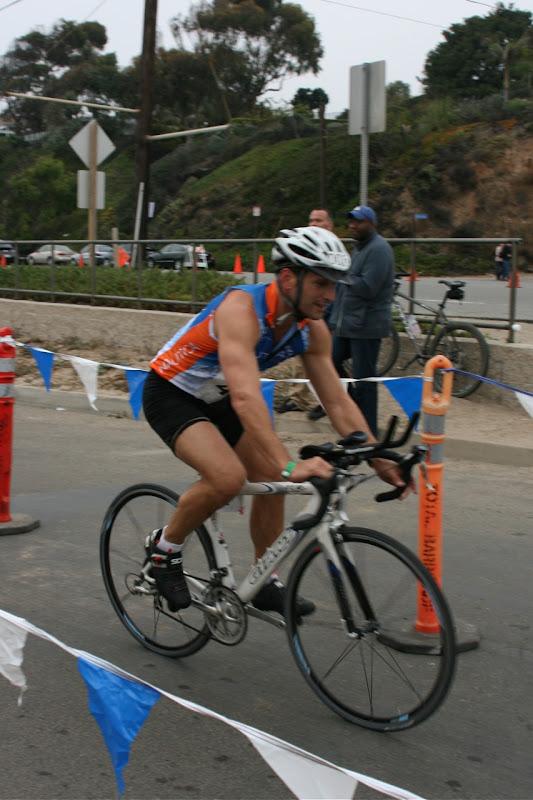 Mark Feuerstein Malibu Triathlon 2010