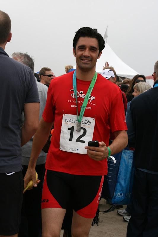 Gilles Marini Zuma Malibu Triathlon
