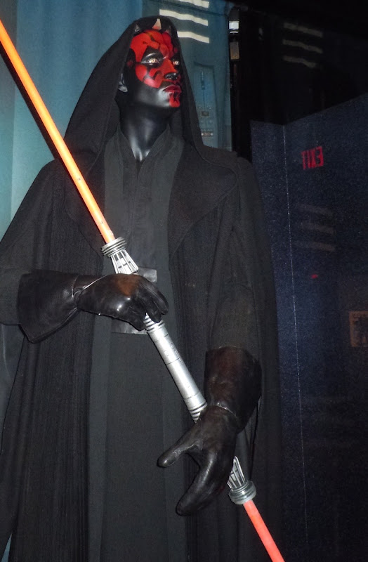 Ray Park's Star Wars Darth Maul costume