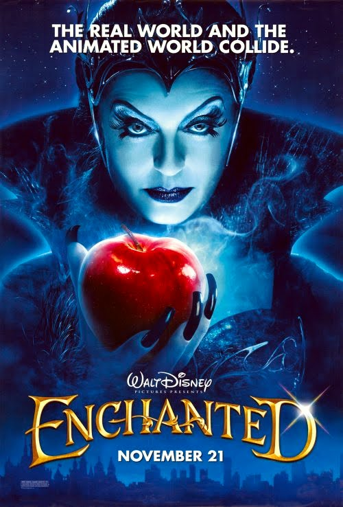 Enchanted Narissa apple poster