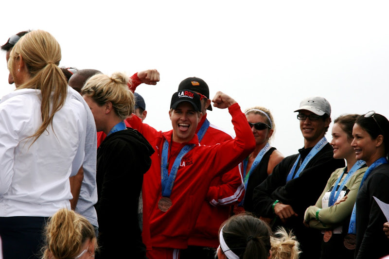 Randy Wayne Nautica Malibu Triathlon
