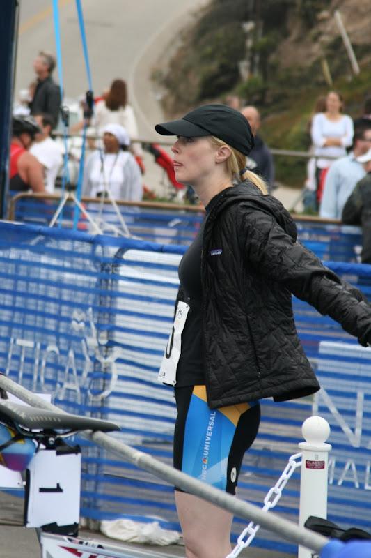 NBC Universal entrant Malibu Triathlon