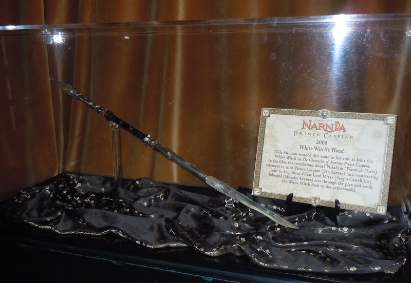 White Witch wand from Prince Caspian