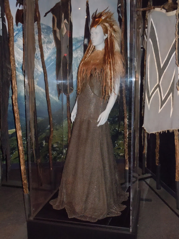 Tilda Swinton's White Witch Narnia costume