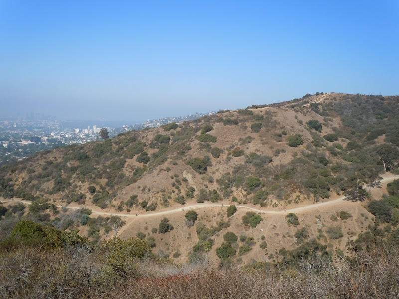 Runyon Canyon August 2010