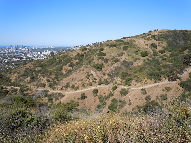 Runyon Canyon May 2010