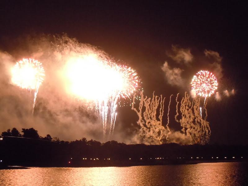 Magic Kingdom fireworks finale