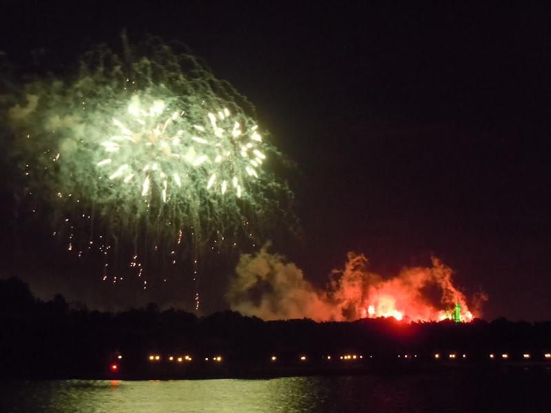 Magic Kingdom fireworks spectacle