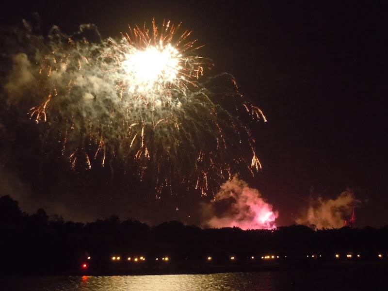 Amazing Magic Kingdom fireworks