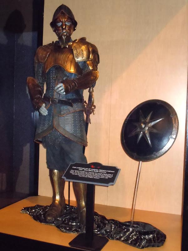 Narnia's King Miraz movie costume