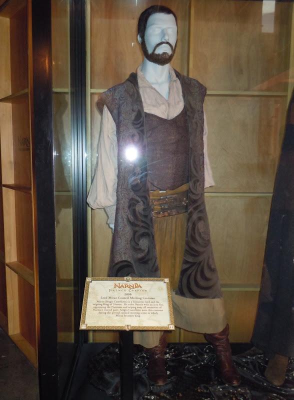 Narnia's Lord Miraz costume